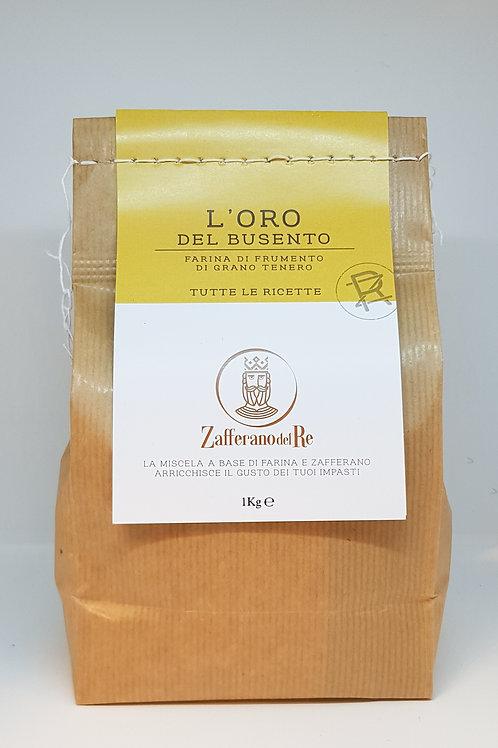 Bloem met saffraan, Zafferano del Re