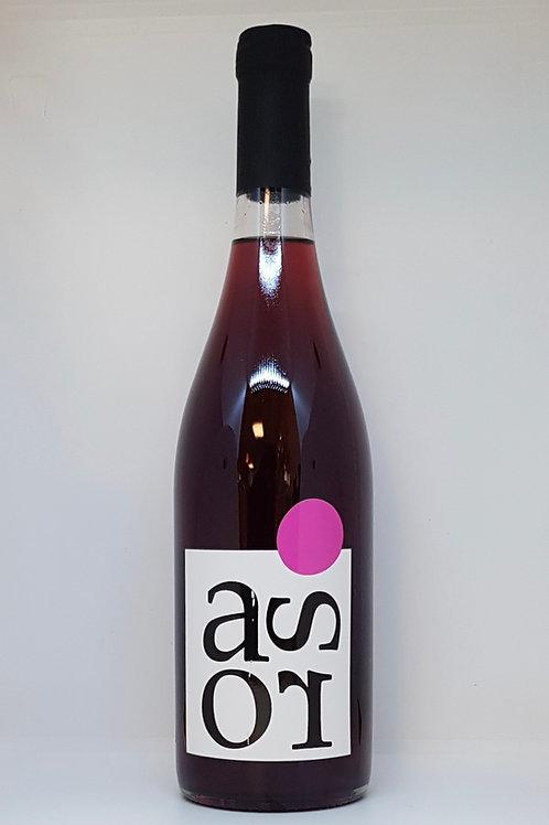 Asor rosé fles