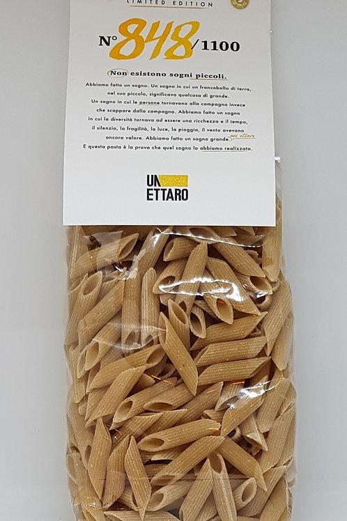 Penne Rigate Un Ettaro, ambachtelijke Italiaanse pasta