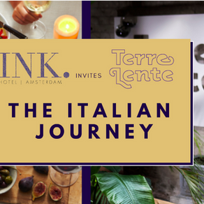 Terre Lente pop-up diner in INK Hotel