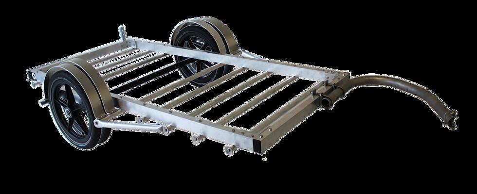 Plateaux de transport à vélo - de 150 à 300kg de charge utile
