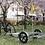 Thumbnail: Plateau de transport à vélo - de 150 à 300kg de charge utile