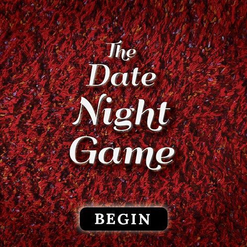 The Date Night Game - Digital