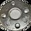 Thumbnail: Laisvas flanšas, aliuminis, DIN/Metric