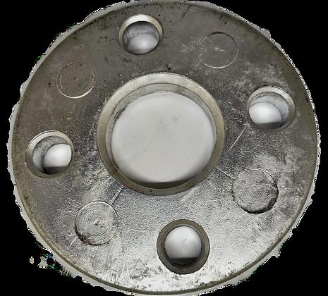 Laisvas flanšas, aliuminis, DIN/Metric