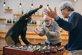 Multicultural Seniors