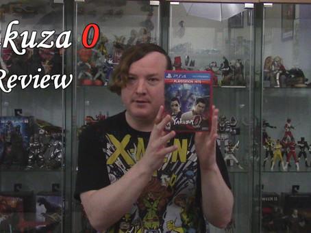 Kaiju no Kami Reviews - Yakuza 0 (2015)