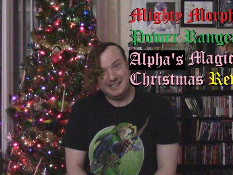 Kaiju no Kami Reviews - Mighty Morphin Power Rangers Alpha's Magical Christmas (1993)