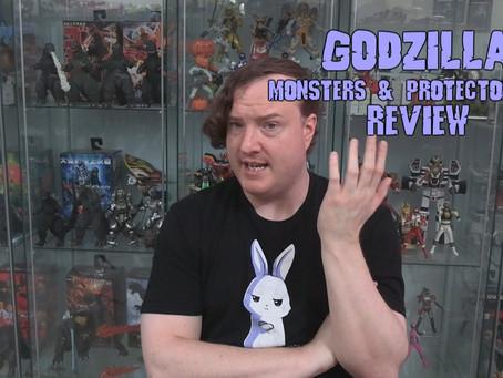 Kaiju no Kami Reviews - Godzilla: Monsters & Protectors Issue #3