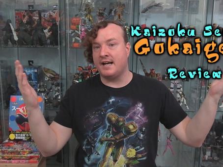 Kaiju no Kami Reviews - Kaizoku Sentai Gokaiger (2011) Series