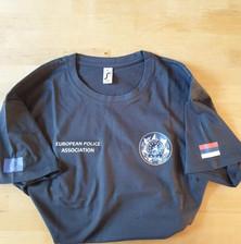 T-Shirt, dunkelgrau