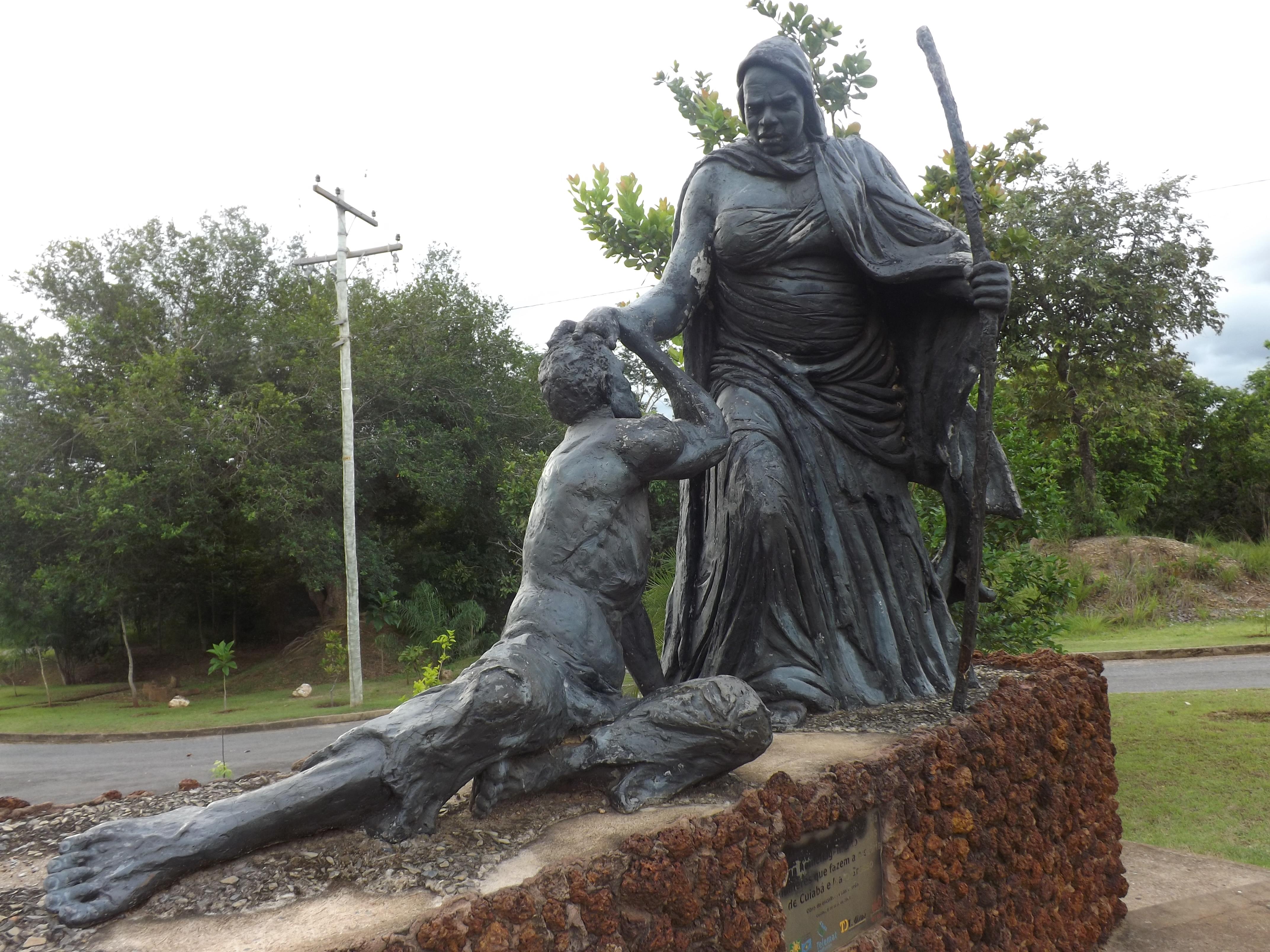 Monumento Mãe Bonifácia