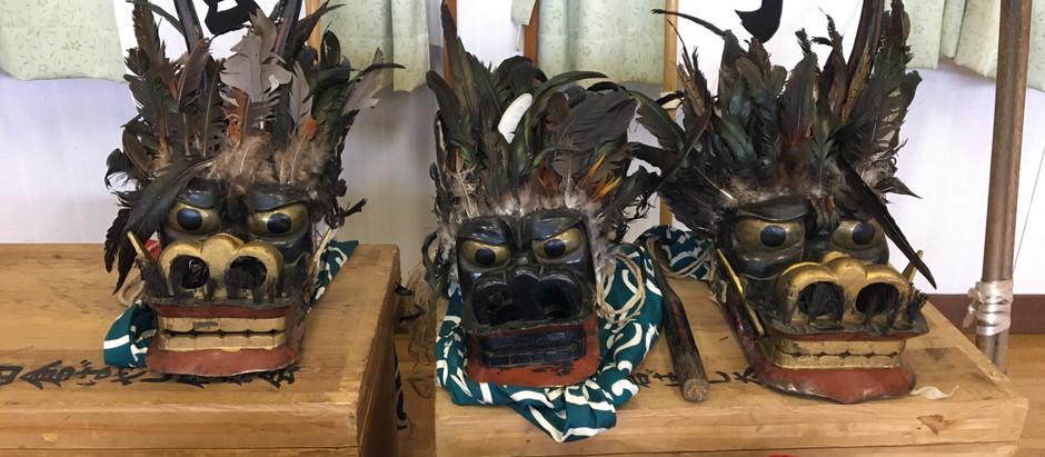 幻の田倉の3匹獅子〜復活に向けて〜