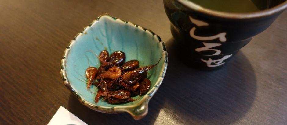 小貝川とお店ー魚料理ひろせー