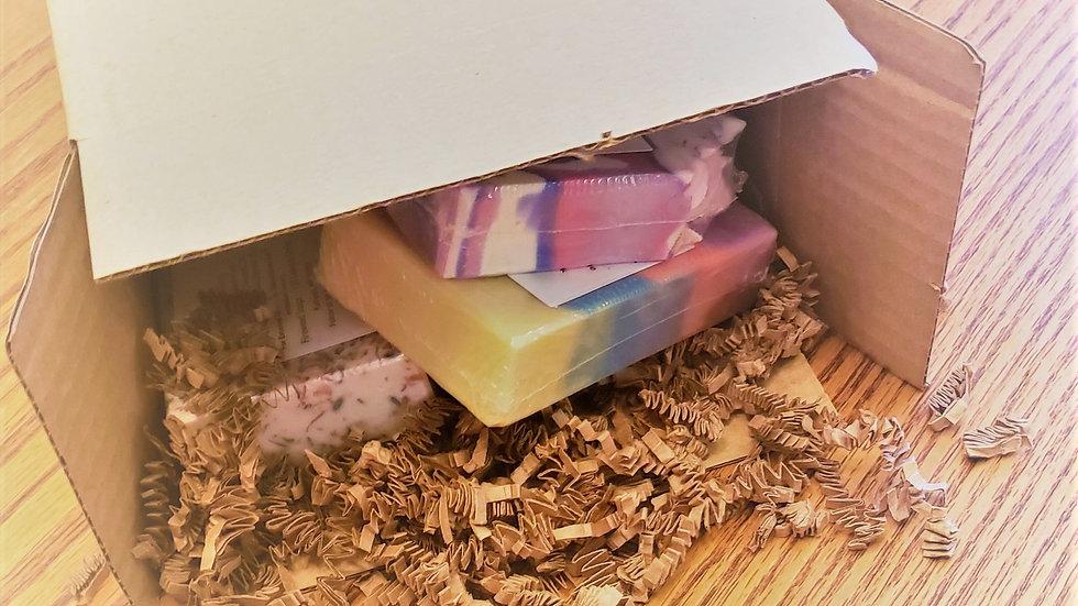 Artisan Soap Mystery Box