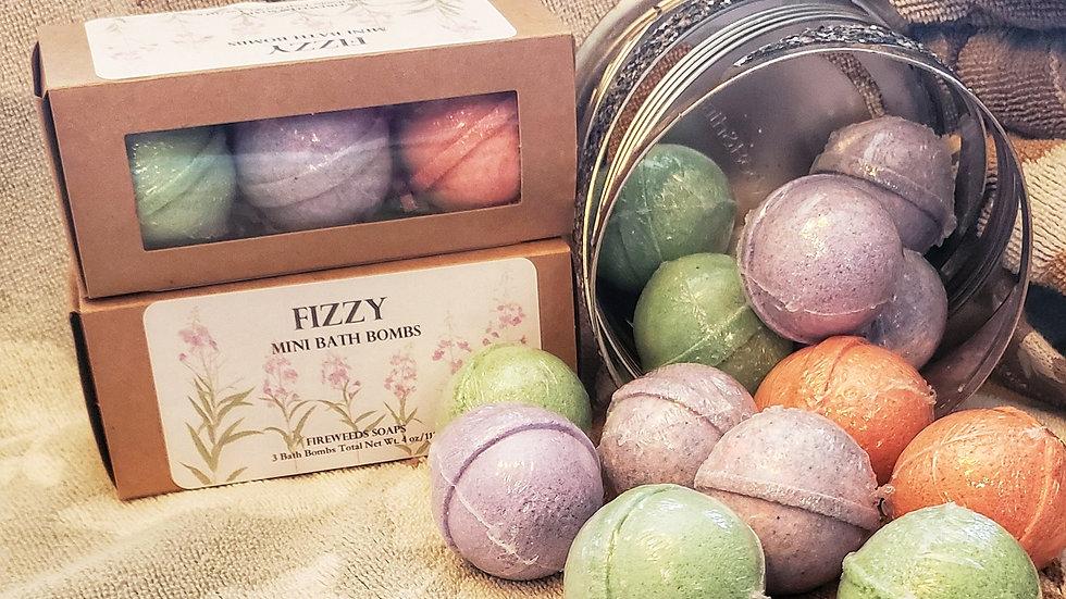 Fizzy - Mini Bath Bombs