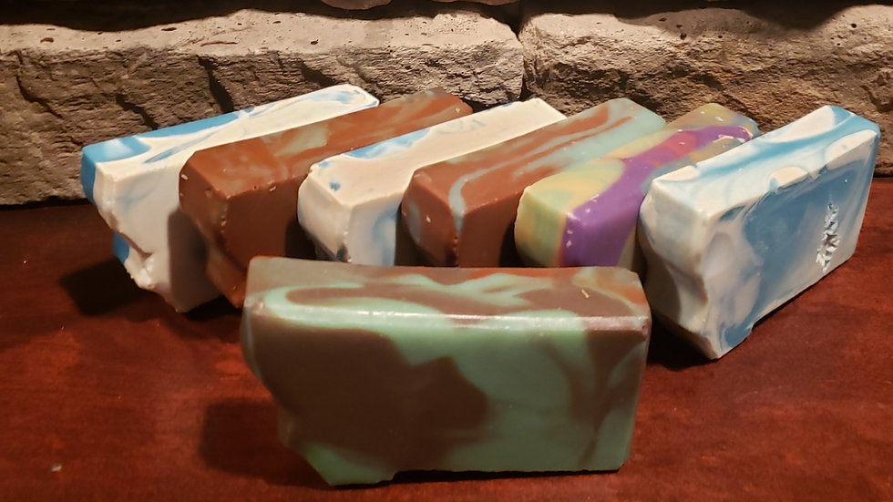 Under the Big Sky Artisan Soap