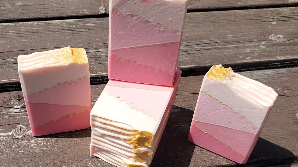 Magnolia Bloom Artisan Soap