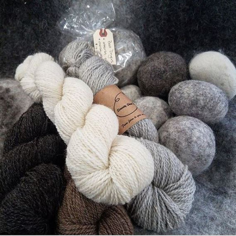 Wool from Serentiy Sheep