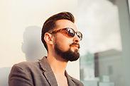 style homme morpho visage coiffure barbe look tendance