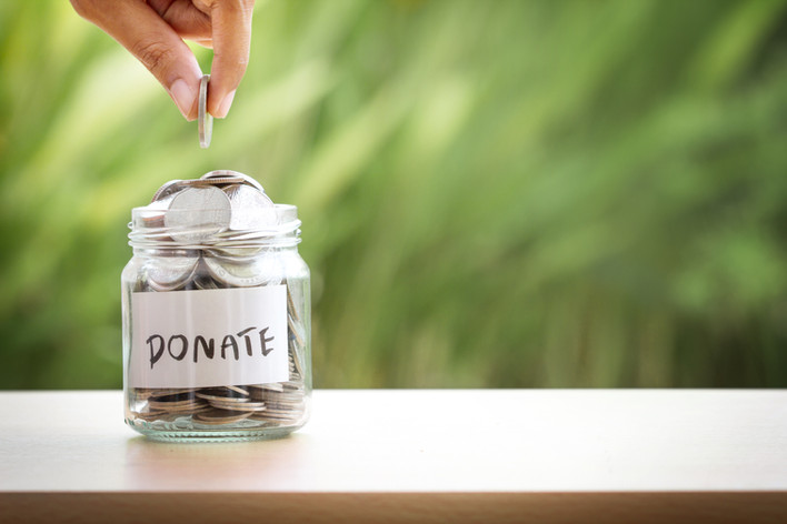 Why Giving Doesn't Have To Be Overwhelming