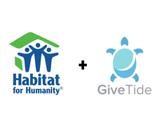 50+ New Habitat for Humanity Chapters on GiveTide