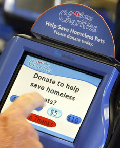 Read This Before Donating at the Register