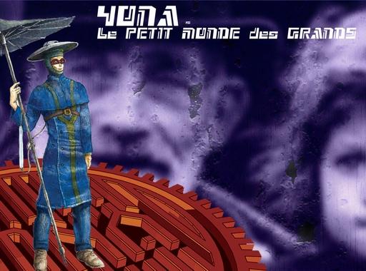 YONA - Le Petit Monde des Grands