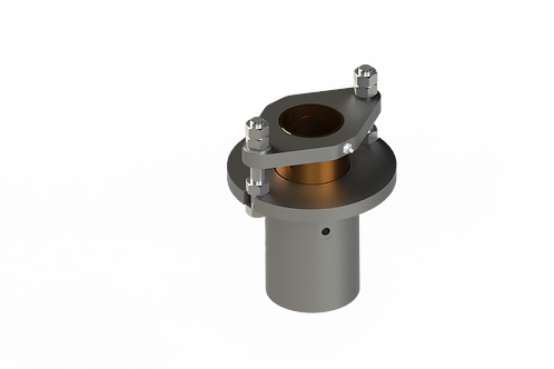 Weld-in Stuffing Gland