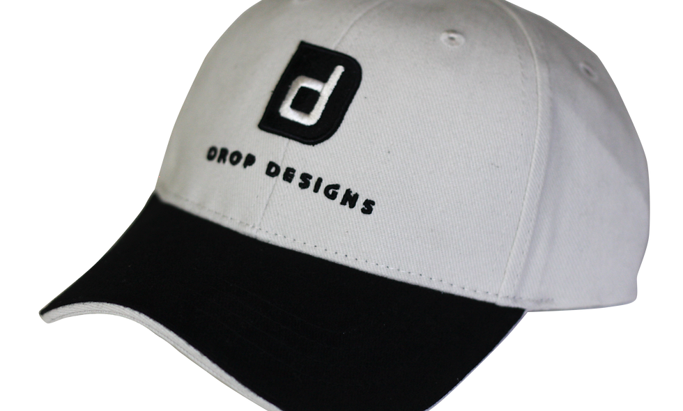 DROP Hat (white)