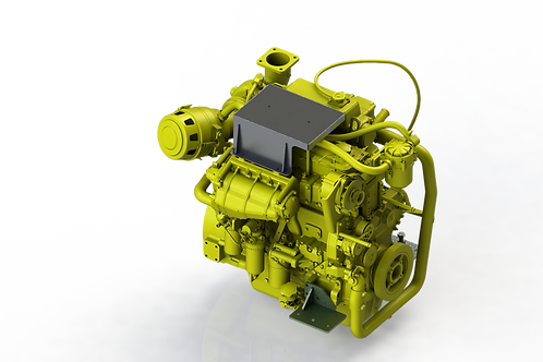 Engine Step