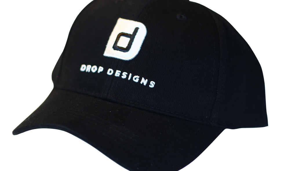 DROP Hat (black)