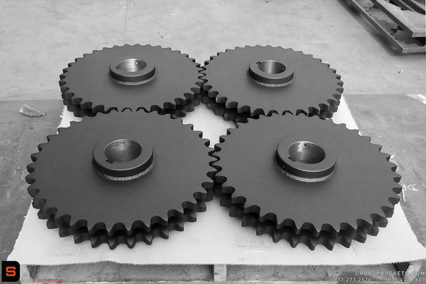 Double Single Roller Chain