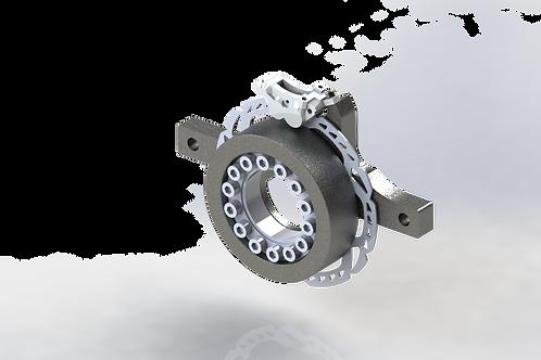 Propeller Brake System