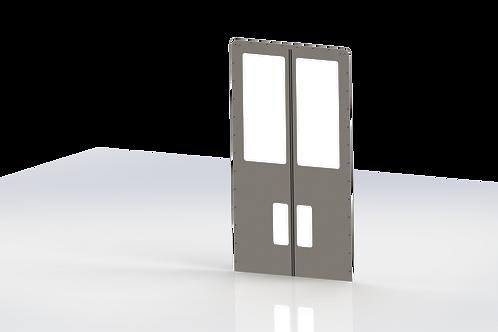 Insulated Soft Cabin Door