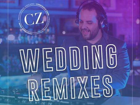 Playlist: remixes de clássicos para casamentos