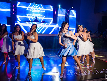 VJ e o Porder da Imagem Na Pista de Dança da Sua Festa