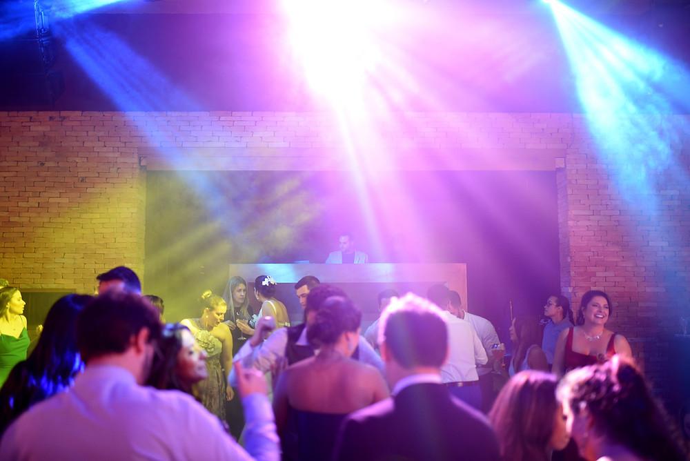 Foto: Volpe DeeJay na Casa Aragon | Duetto Foto & Design