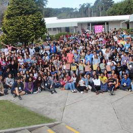 Escola Jovens Por Um Mundo Unido SMF 10.