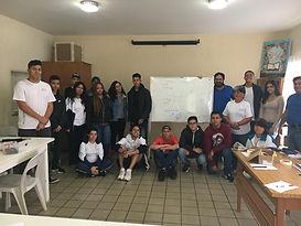 Voluntariado Educativo SMF 7
