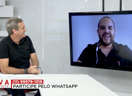 "AFAGO SP no programa ""Viva O Esporte"" na Band Sports"