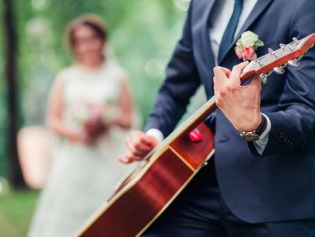 Músicas de Casamento: Qual Estilo Escolher?
