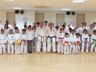 Training & Grading with Sensei Brennan!