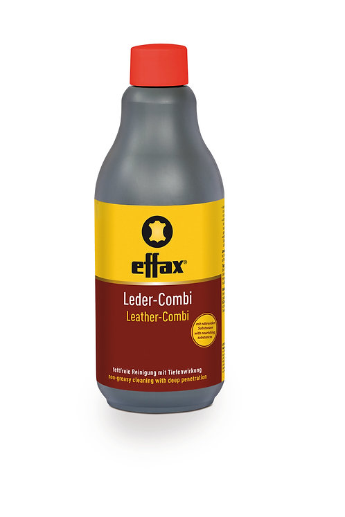 Effax, läderrengöring