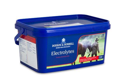 Dodson & Horrell, Electrolytes