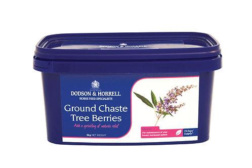 Dodson & Horrell, Ground Chaste Tree Berries, munkpeppar