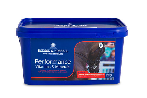 Dodson & Horrell, Performance