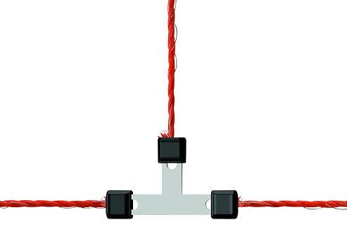 T-koppling för elrep