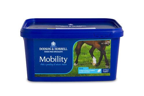 Dodson & Horrell, Mobility