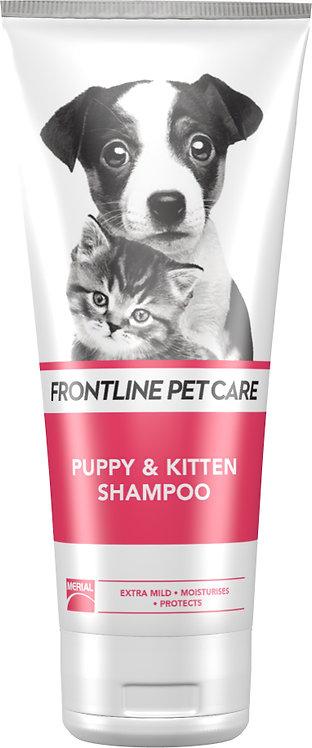 Frontline Pet Care, schampo för valp/kattunge
